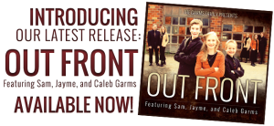 Out Front Available Now!