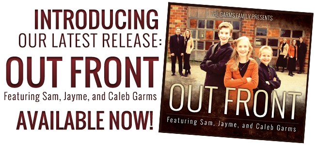 "Did You Know ""Out Front"" is Here?"