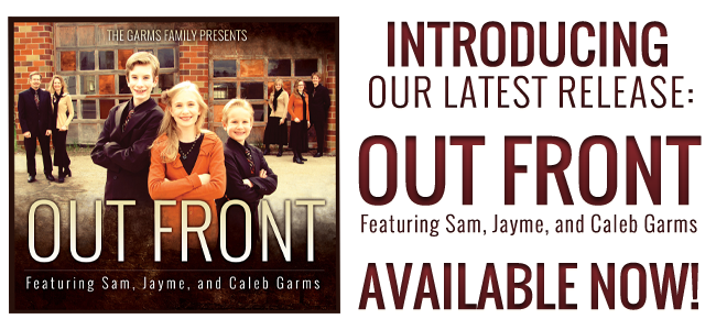 Introducing Out Front!