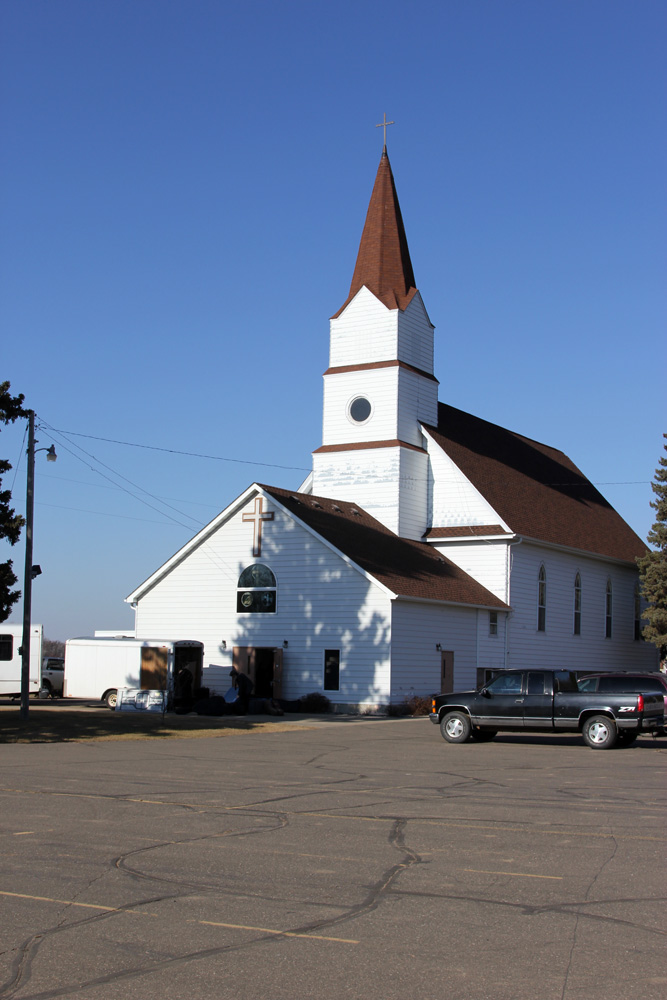 Glendorado Lutheran Church, Nov. 18th, 2012