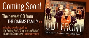"""Out Front"" Coming Soon!"