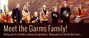Meet the Garms Family
