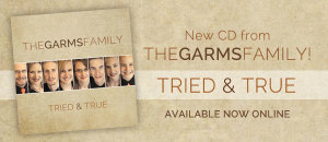 "Purchase our latest CD, ""Tried and True""!"